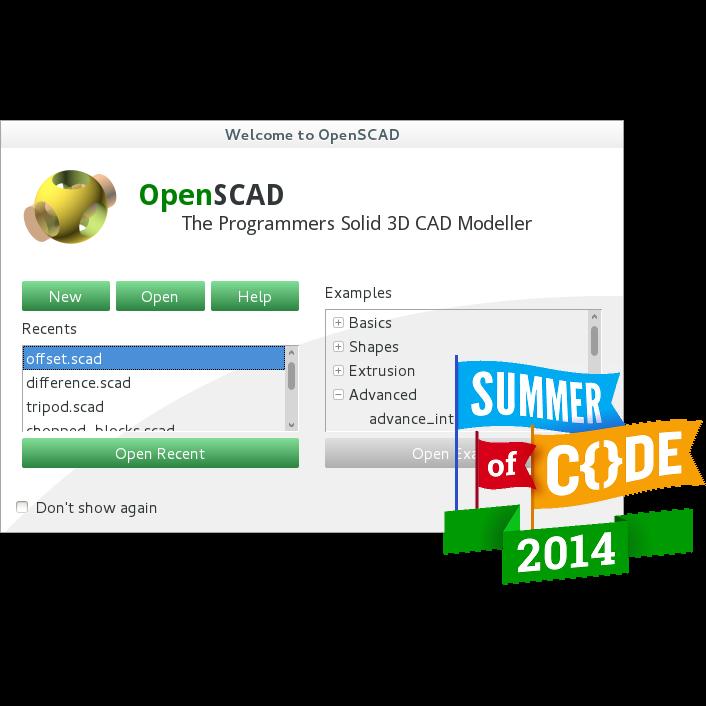 OpenSCAD - News